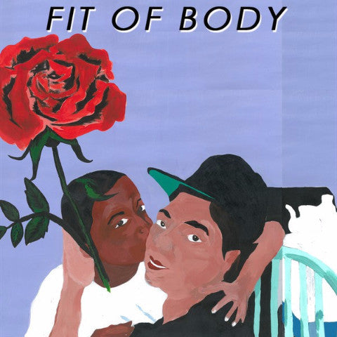 "Fit of Body - Healthcare - 12"" - Ransom Note - R$N#6"