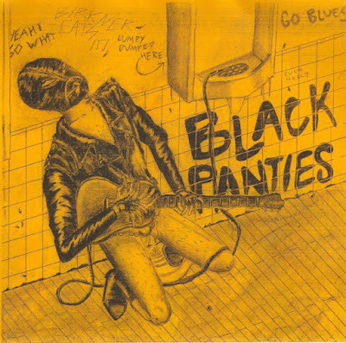 "Black Panties - Everyone - 7"" - Lumpy Records"