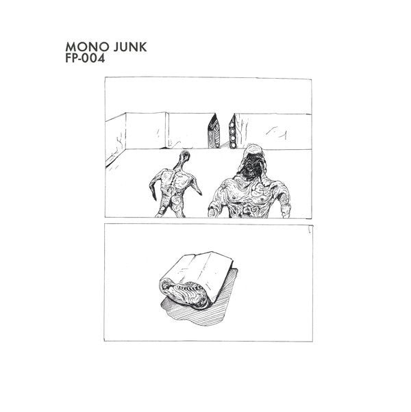 "Mono Junk - 12"" - Forbidden Planet - FP004"