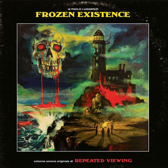 Repeated Viewing - Frozen Existence - LP - Lunaris Records - LNRS007