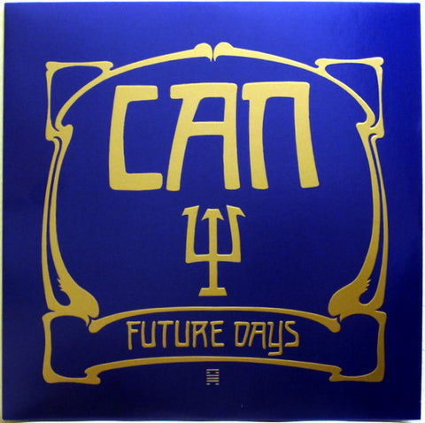 Can - Future Days - LP - Mute Records - XSPOON9