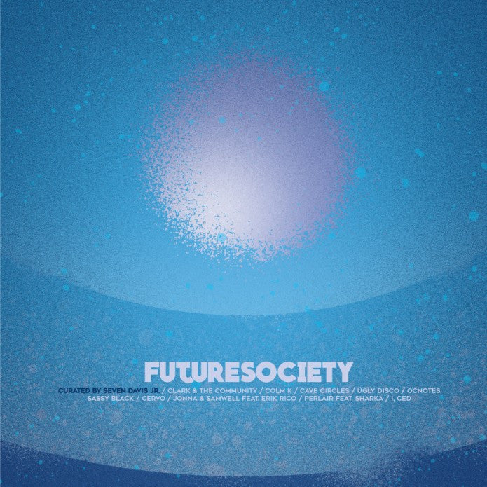 VA - Future Society - 2xLP - R2 Records - R2LP027