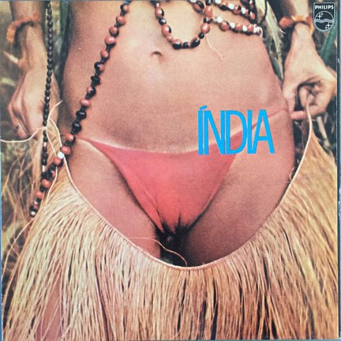 Gal Costa - Índia - LP - Mr Bongo - MRBLP149
