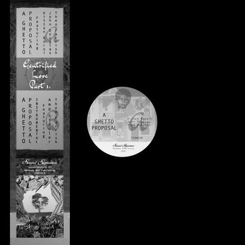 "Theo Parrish - Gentrified Love Pt. 1 - 12"" - Sound Signature - SS063"