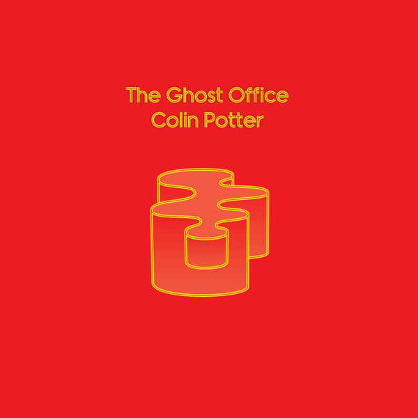 Colin Potter - The Ghost Office - 2xLP - Deep Distance - DD48