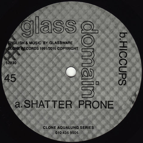 "Glass Domain - 12"" - Clone - C#33AB"