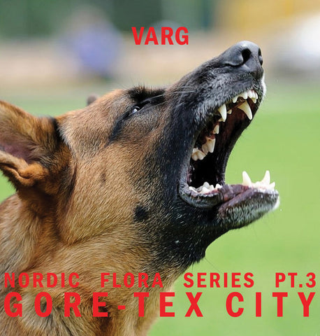 Varg - Nordic Flora Series Pt. 3, Gore-Tex City - 2xLP - Northern Electronics - NE39