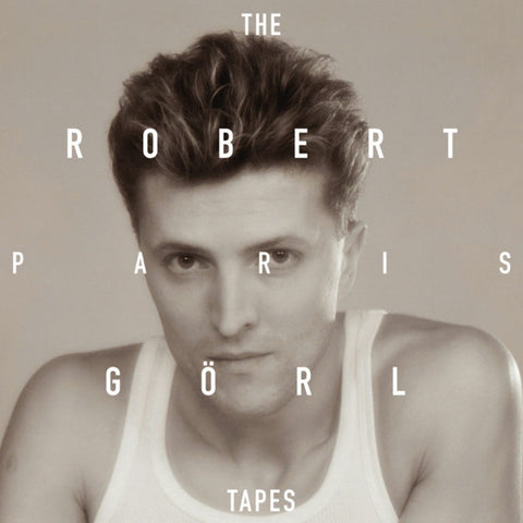 Robert Görl - The Paris Tapes - LP - Grönland Records - LPGRON184