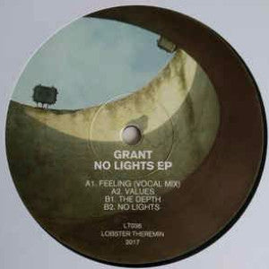"Grant - No Lights EP - 12"" - Lobster Theremin - LT036"