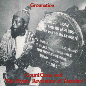 Count Ossie & Mystic Revelation of Rastafari - Grounation - 3xLP - Dub Store Records - DSR LP 007