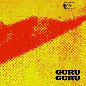 Guru Guru - UFO - LP - Play Loud! / Ohr - PL-42 / OMM56005