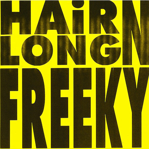 "Hairlong N Freeky - 7"" - Lumpy Records - LR69"