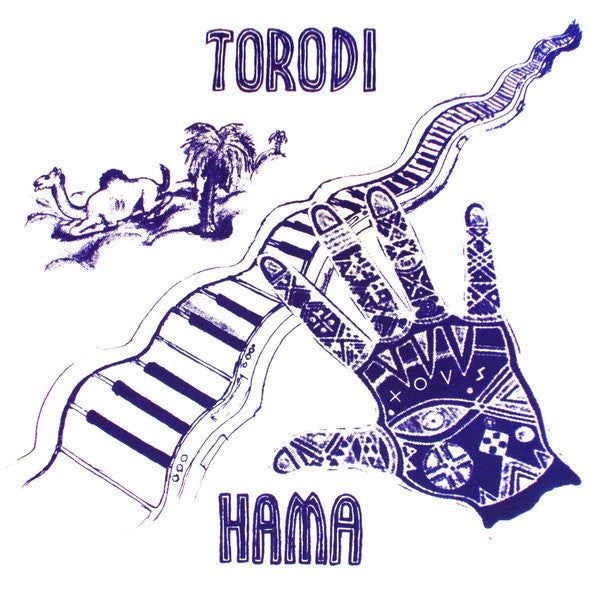 Hama - Torodi - LP - Sahel Sounds - SS-025
