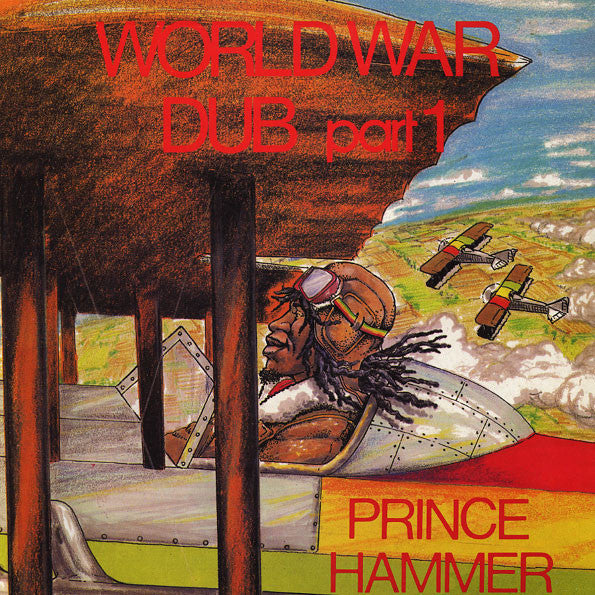 Prince Hammer - World War Dub Part 1 - LP - Horus Records - HRRV 102