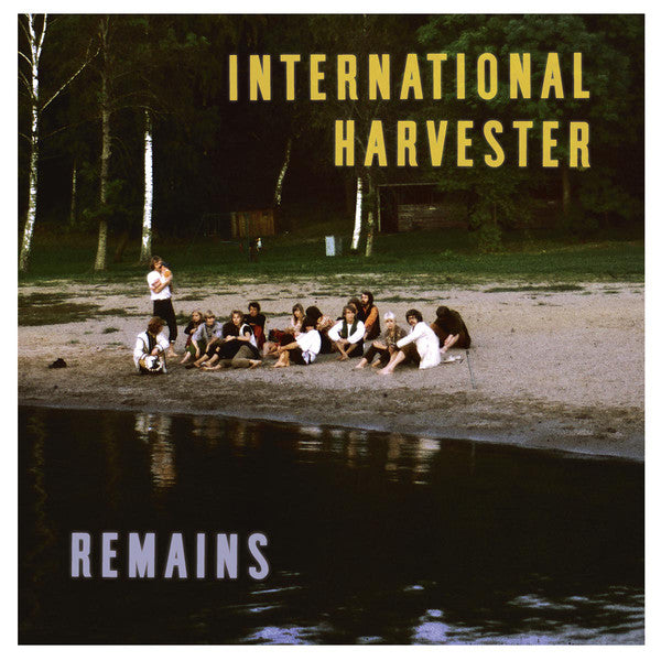 International Harvester - Remains - 5xLP box - Silence Records - SRSBX3500