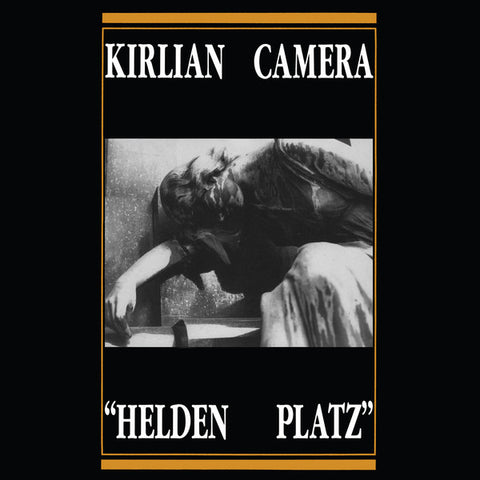 "Kirlian Camera - Helden Platz - 12"" - Dark Entries - DE-143"