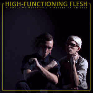 High-Functioning Flesh - A Unity of Miseries - A Misery of Unities - LP - DKA Records - DKA008