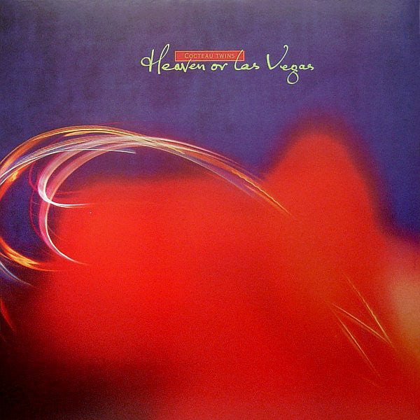 Cocteau Twins - Heaven or Las Vegas - LP - 4AD - CAD 3420