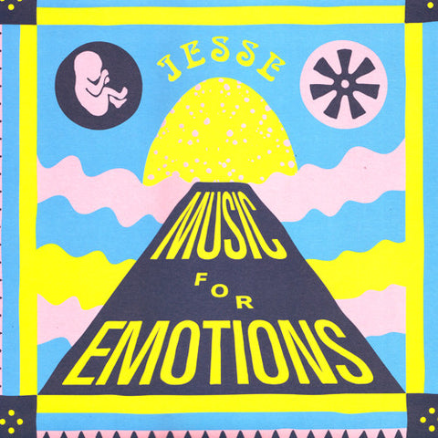 "Jesse - Music For Emotions - 12"" - Haista - HST09 - PREORDER"