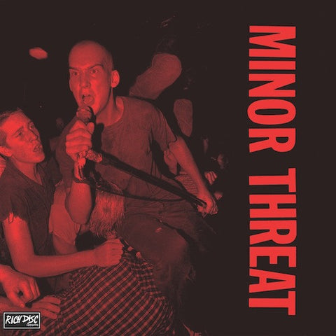 Minor Threat - Black Sheep in Gotham - LP - Rich Disc Records - DIS-1982