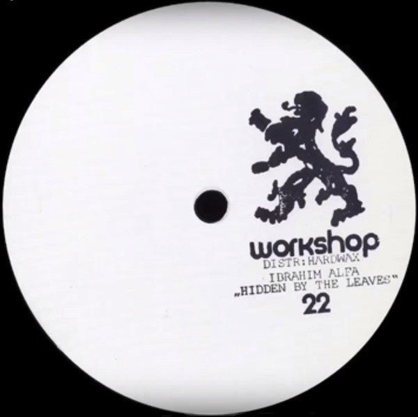 Ibrahim Alfa - Hidden By The Leaves - LP - Workshop 22