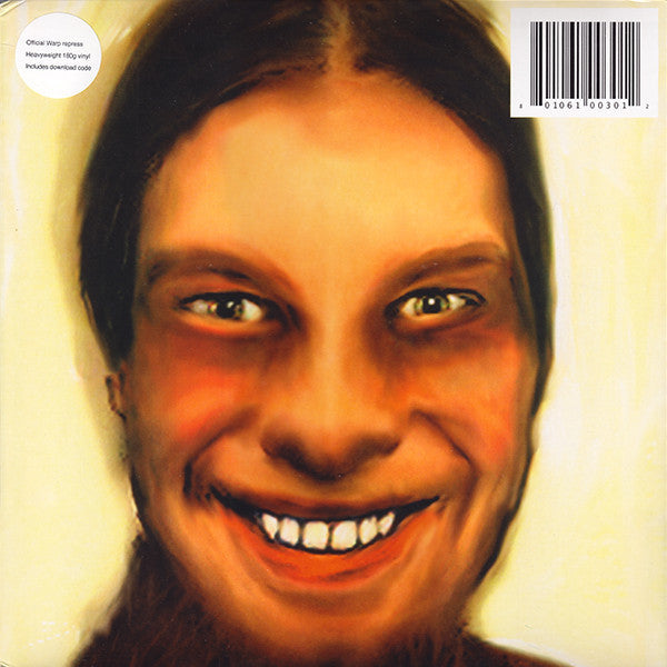 Aphex Twin - ...I Care Because You Do - 2xLP - Warp Records - WARP LP 30