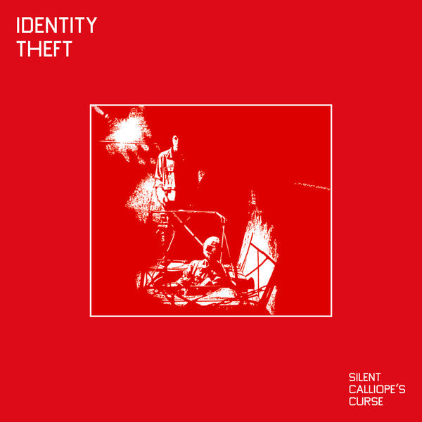 "Identity Theft - Silent Calliope's Curse - 12"" - Oráculo Records - OR-03-2015"