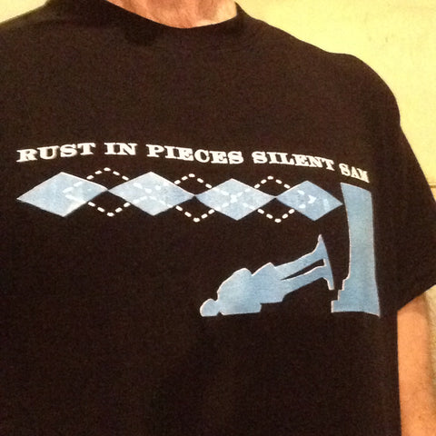 Rust In Pieces Silent Sam T-shirt