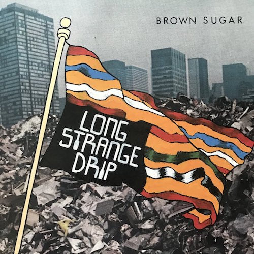 Brown Sugar - Long Strange Drip - LP - Feral Kid Records - FK51