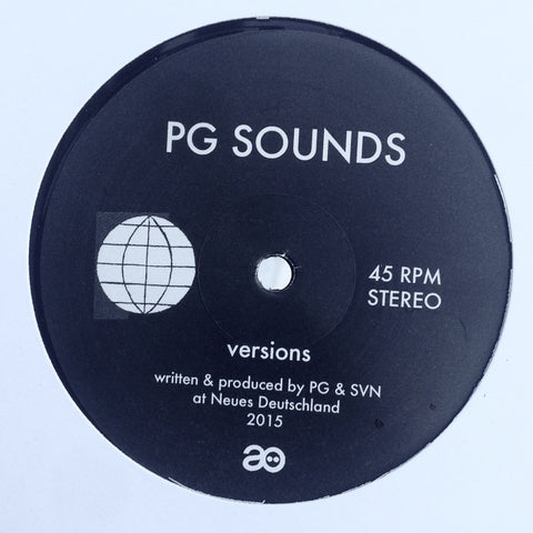 "PG Sounds - Versions - 12"" - Acido 024"