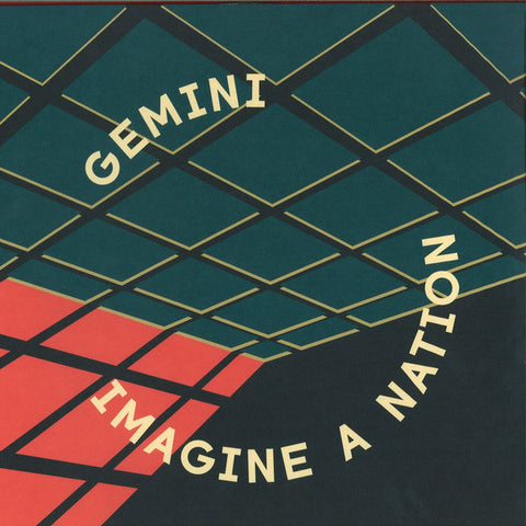 "Gemini - Imagine-a-Nation - 2x12"" - Anotherday Records - 0004AD"