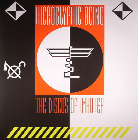 Hieroglyphic Being - The Disco's of Imhotep - LP - Technicolour - TCLR015
