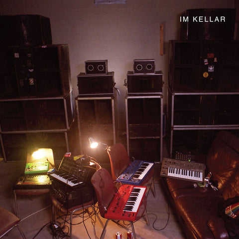 "Im Kellar - 12"" - Moustache Records - MST 033"