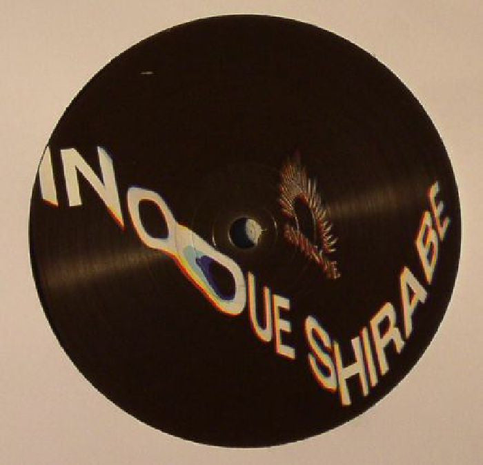 "Inoue Shirabe - Down Into The Black Church - 12"" - Antinote - ATN 022"