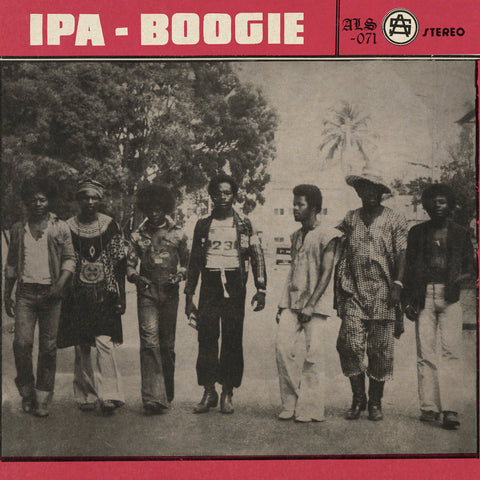 Ipa-Boogie - LP - Acid Jazz - AJXLP550