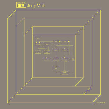 Jaap Vink - 2xLP - Recollection GRM - REGRM018EXT