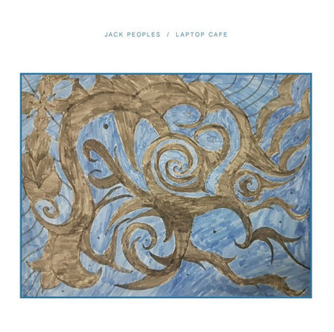 "Jack Peoples - Laptop Cafe - 12"" - Clone Aqualung Series - CAL008"