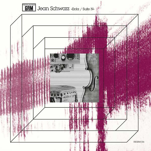 Jean Schwarz - Erda / Suite N - LP - Recollection GRM - REGRM 016