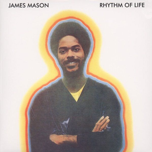 James Mason - Rhythm Of Life - LP - Chiaroscuro - CR 189