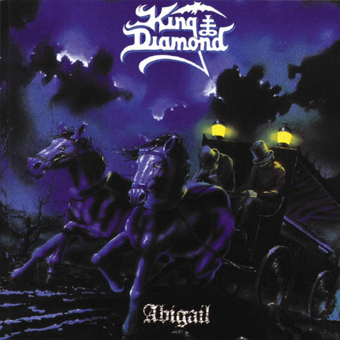 King Diamond - Abigail - LP - Metal Blade Records - 3984-25148-1