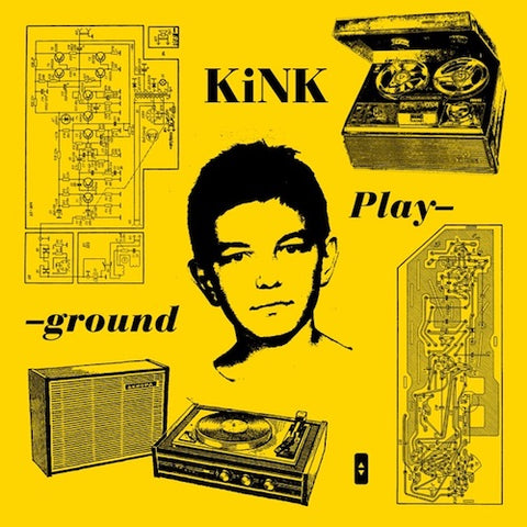 "Kink - Playground - 3x12"" - Running Back - RBLP10"