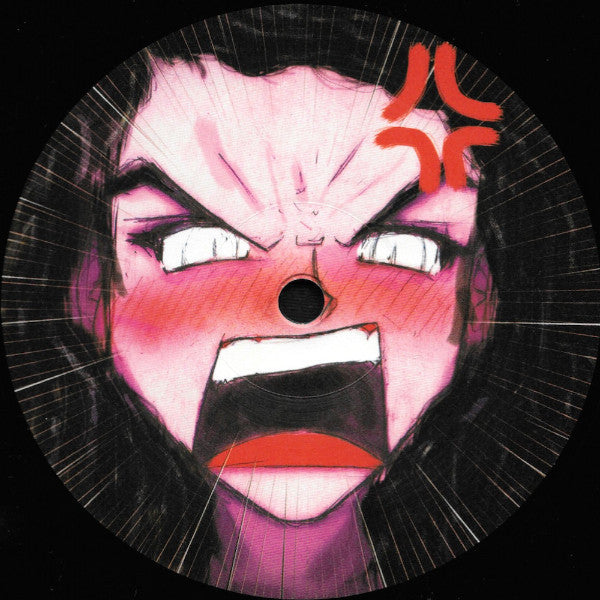 "Kyle Hall - Girl U So Strong / Take Me Away - 12"" - Hyperdub - HDB084"