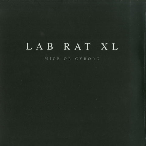 "Lab Rat XL - Mice or Cyborg - 2x12"" - Clone Aqualung Series - CAL011"