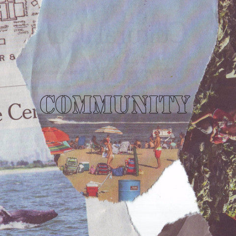 Graham Lambkin - Community - LP - Kye 45