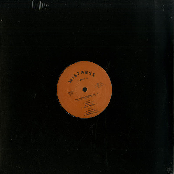 "Lapien - Something To Show You EP - 12"" - Mistress Recordings - HU-MR08.5-SH"
