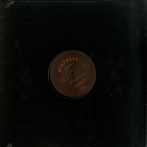"Lapien - Something To Tell You EP - 12"" - Mistress Recordings - HU-MR08-SH"