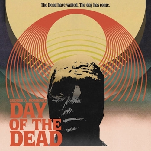 John Harrison - George A. Romero's Day of the Dead - 2xLP - Waxwork Records - WW003
