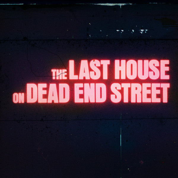 VA - Last House on Dead End Street - LP - Vombis - VOM 002