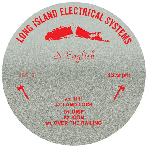 "S. English - 12"" - LIES-101 - PREORDER"