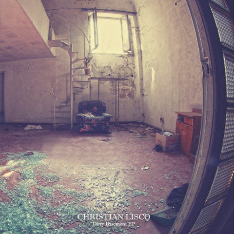 "Christian Lisco - Dirty Basement EP - 12"" - Hardmoon London - HM07"